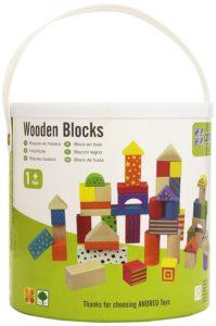 juguetes bebe madera bloques