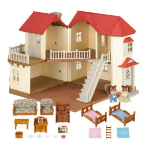 casita muñecas sylvanian families